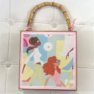 Konfetie Cigar Box Handbag